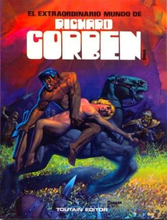 El extraordinario mundo de- Richard Corben P002_1_00